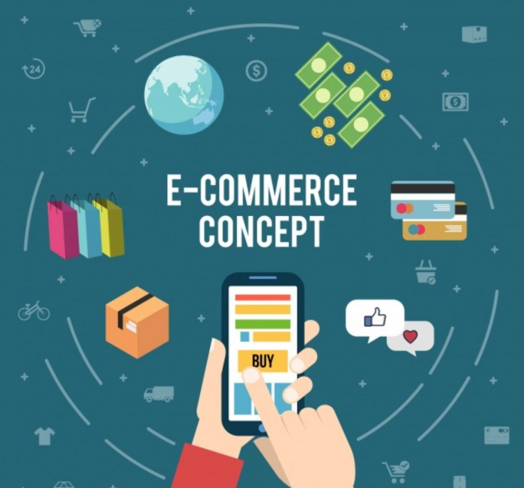 e-commerce trendy